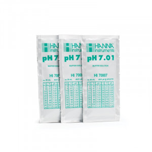 HI 70007P pH oldat; 7,01 pH (25 x 20 ml)