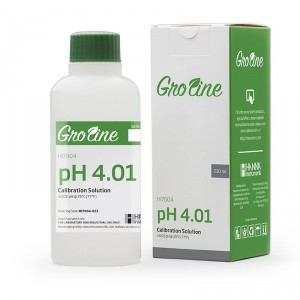 HI 7004-023 GroLine pH oldat; 4 pH (230 ml)